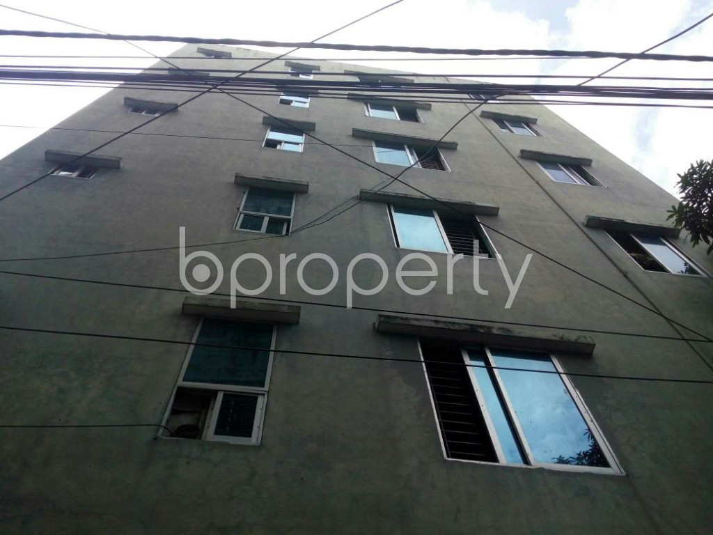 Front view - 1 Bed Apartment to Rent in East Nasirabad, Chattogram - 1928570