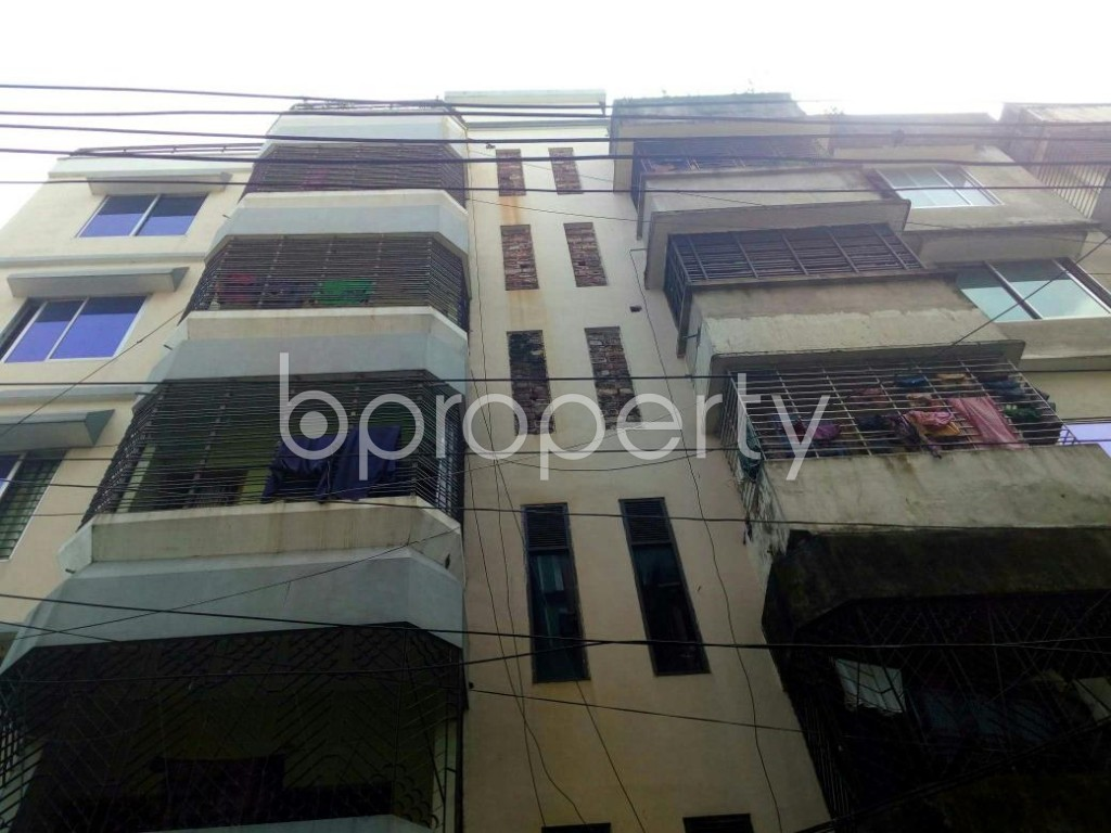 Front view - 2 Bed Apartment to Rent in East Nasirabad, Chattogram - 1928573
