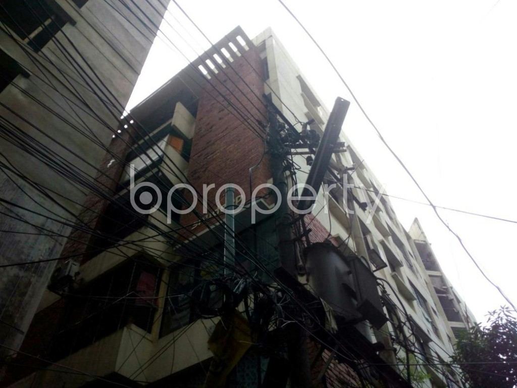 Front view - 3 Bed Apartment to Rent in East Nasirabad, Chattogram - 1928574
