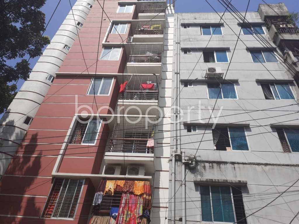 Outside view - 2 Bed Apartment to Rent in Lalmatia, Dhaka - 1928606