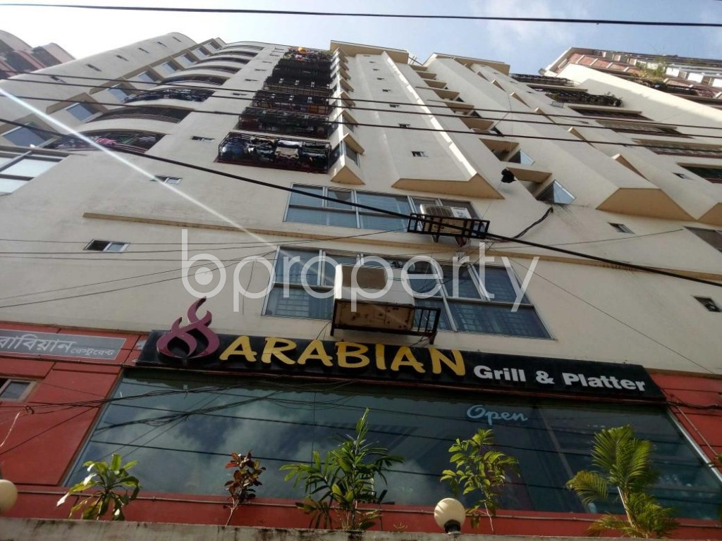 Front view - Office for Sale in Shantinagar, Dhaka - 1928738
