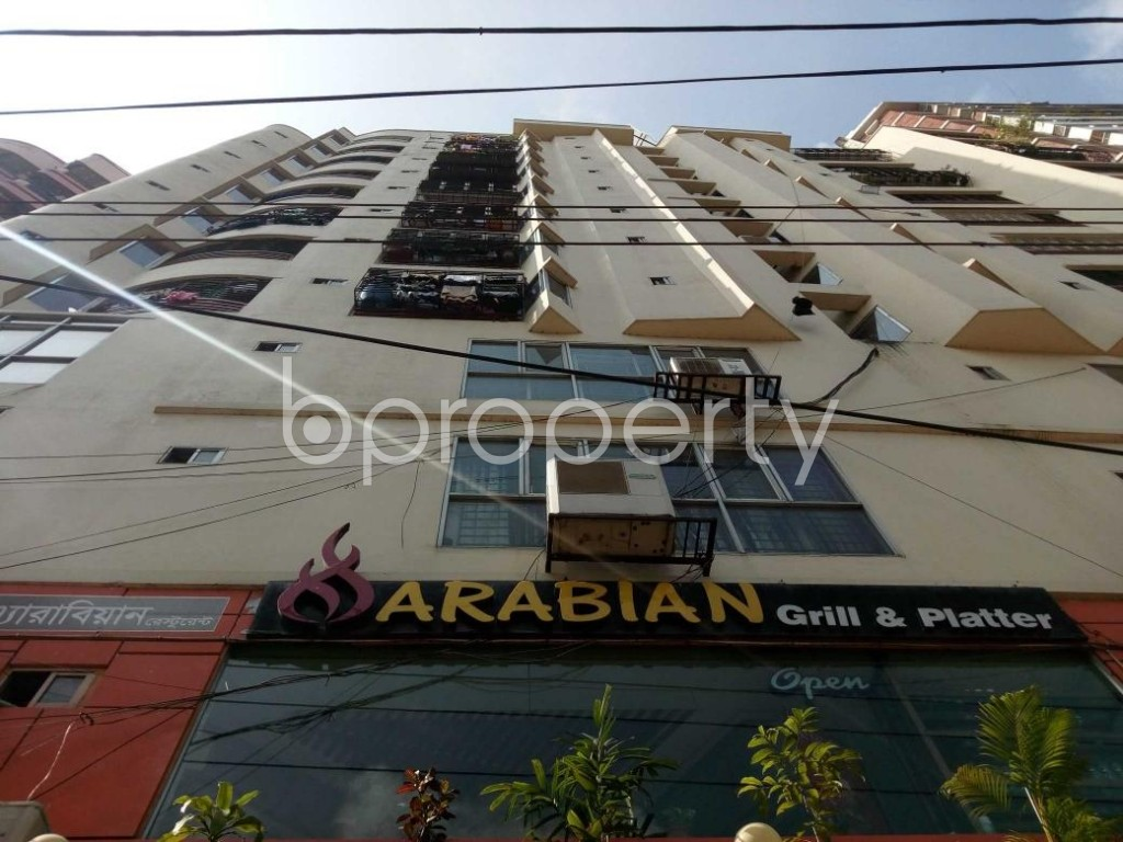 Front view - Office to Rent in Shantinagar, Dhaka - 1928739