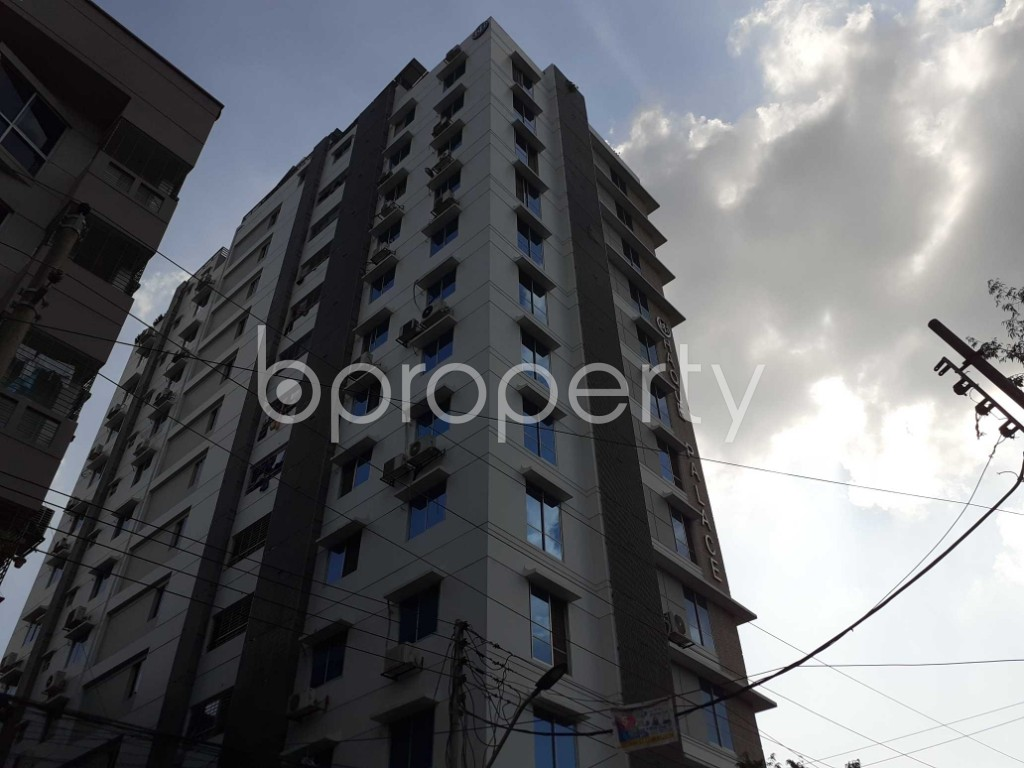 Outside view - 4 Bed Apartment for Sale in Dhanmondi, Dhaka - 1928799