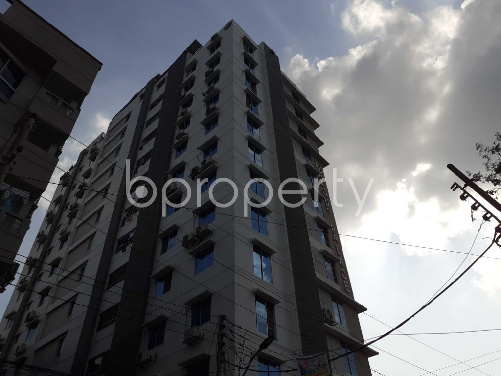 Outside view - 4 Bed Apartment for Sale in Dhanmondi, Dhaka - 1928800