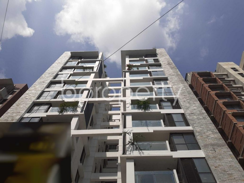Front view - 3 Bed Apartment for Sale in Dhanmondi, Dhaka - 1928802