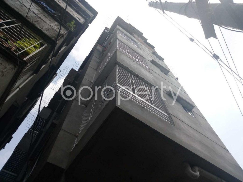 Front view - 2 Bed Apartment to Rent in Kalachandpur , Dhaka - 1928834