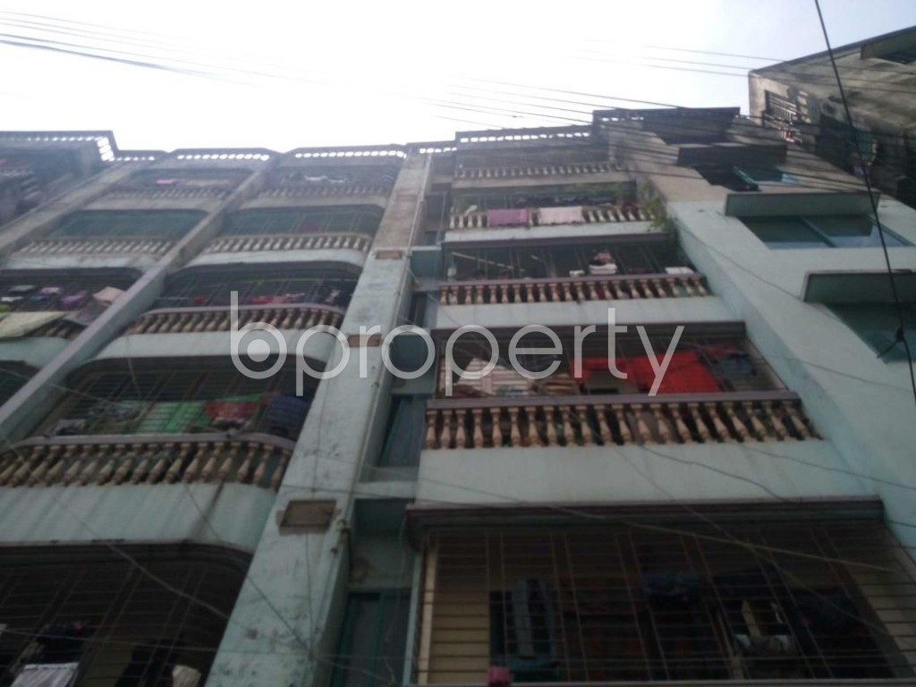 Front view - 2 Bed Apartment to Rent in Kalachandpur , Dhaka - 1928838