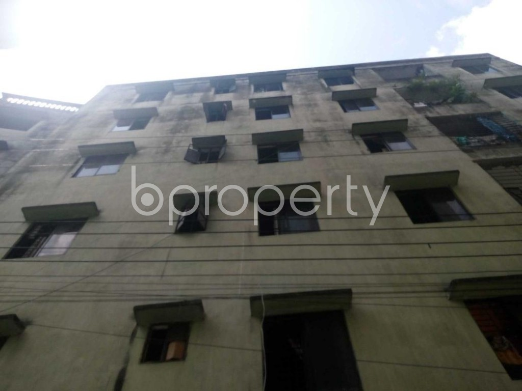 Front view - 2 Bed Apartment to Rent in Kalachandpur , Dhaka - 1928840