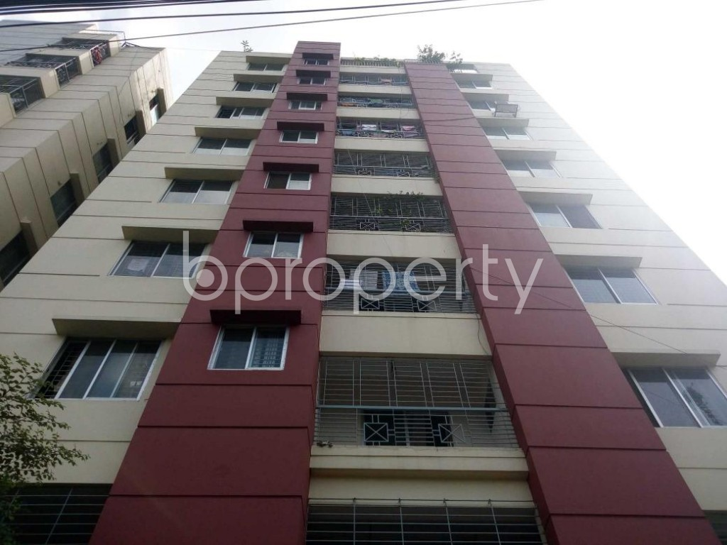 Front view - 3 Bed Apartment to Rent in Kalachandpur , Dhaka - 1928847