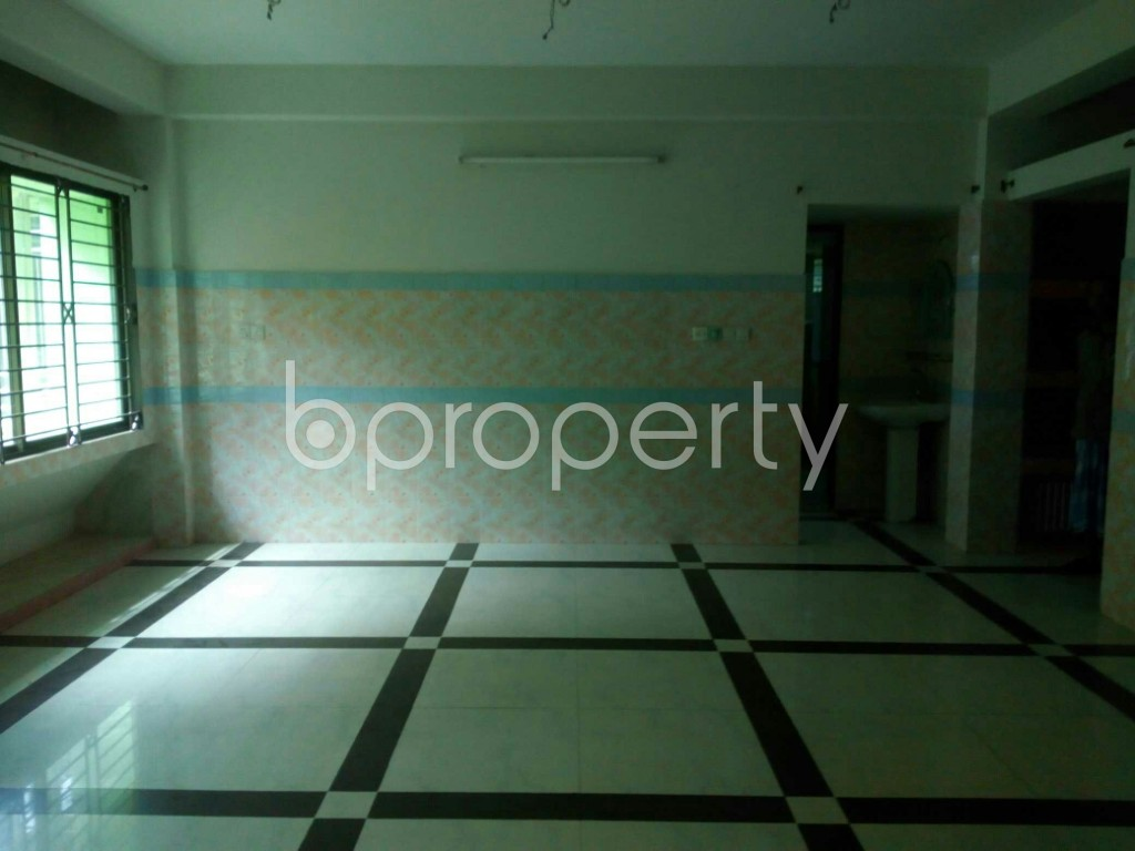 Dining area - 3 Bed Apartment to Rent in East Nasirabad, Chattogram - 1928879