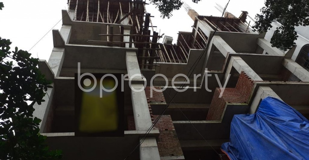 Front view - 4 Bed Apartment for Sale in Uttara, Dhaka - 1929021