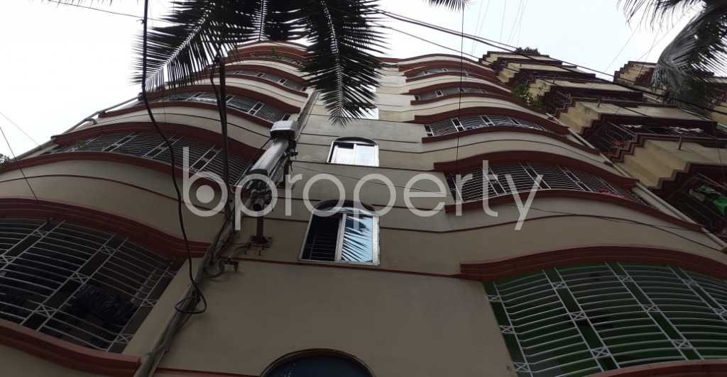 Outside view - 3 Bed Apartment to Rent in Lalmatia, Dhaka - 1929216