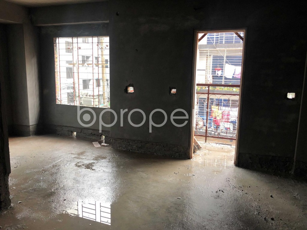 Dining area - 4 Bed Apartment for Sale in Uttara, Dhaka - 1910401