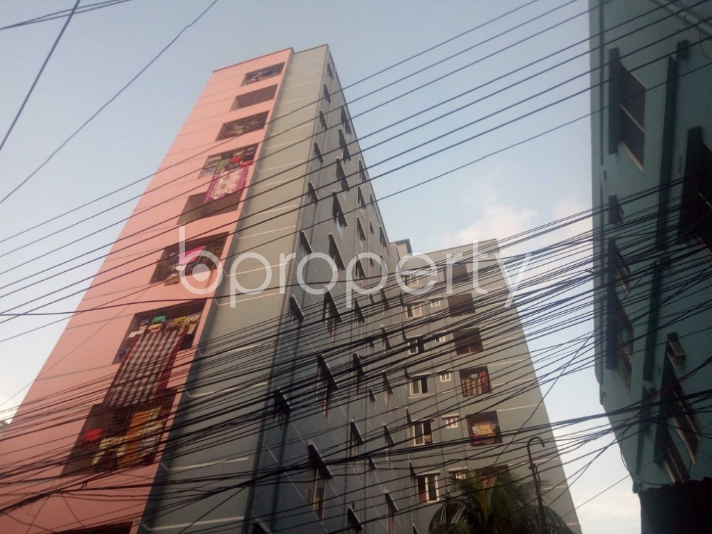 Outside view - 2 Bed Apartment for Sale in Maghbazar, Dhaka - 1929331