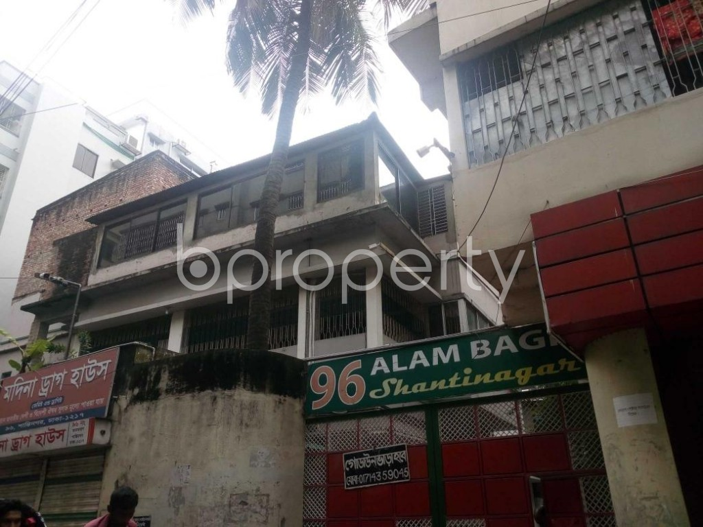 Front view - Office to Rent in Shantinagar, Dhaka - 1929347