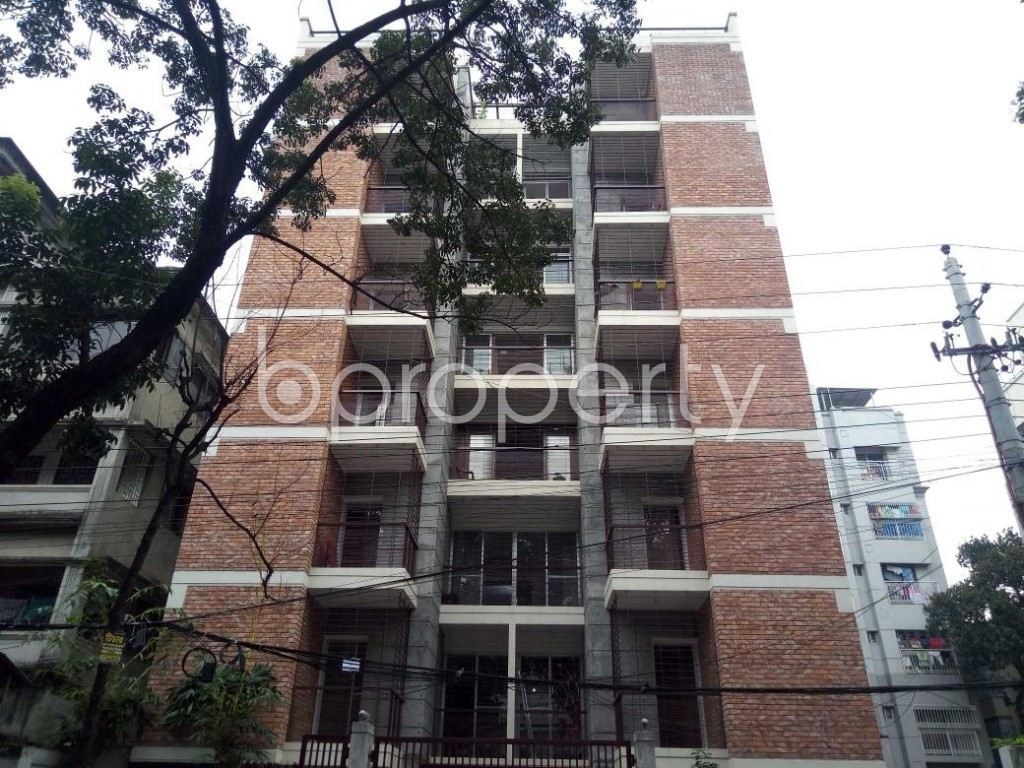 Front view - 3 Bed Apartment for Sale in Uttara, Dhaka - 1929385