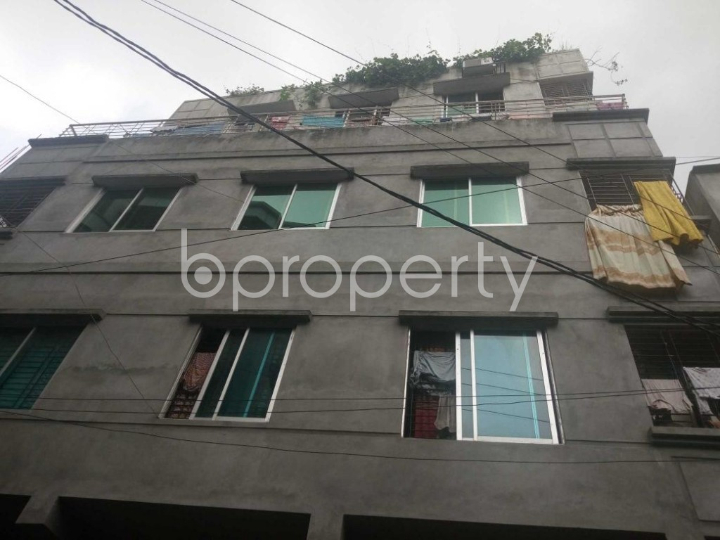 Front view - 2 Bed Apartment to Rent in Nadda, Dhaka - 1929427