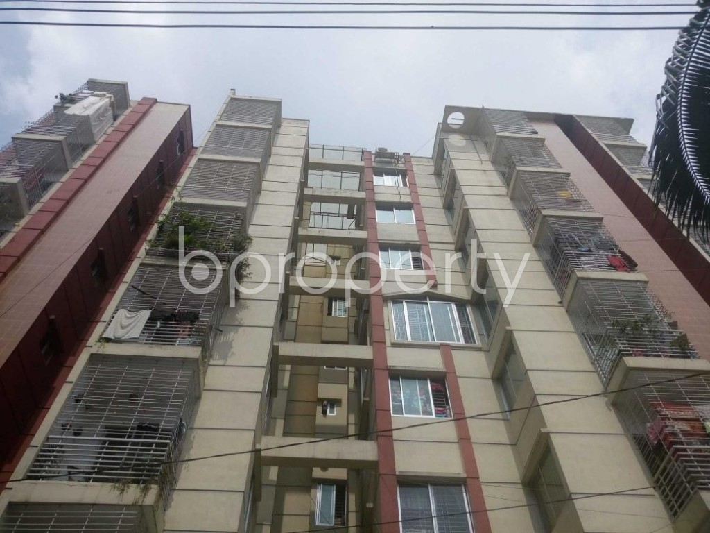 Front view - 2 Bed Apartment to Rent in Nadda, Dhaka - 1929430