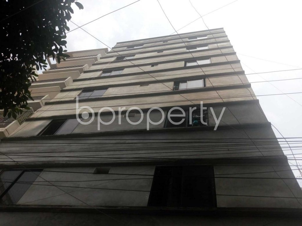 Front view - 1 Bed Apartment to Rent in Nadda, Dhaka - 1929431
