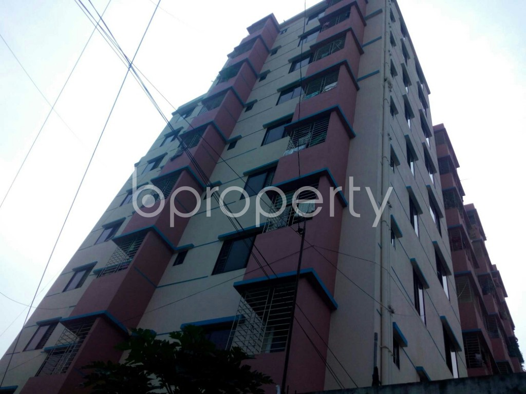 Outside view - 3 Bed Apartment for Sale in Bayazid, Chattogram - 1929478