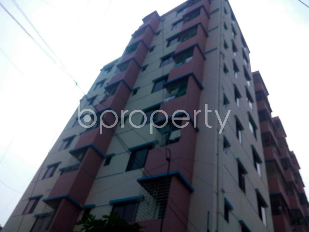 Outside view - 3 Bed Apartment for Sale in Bayazid, Chattogram - 1929479