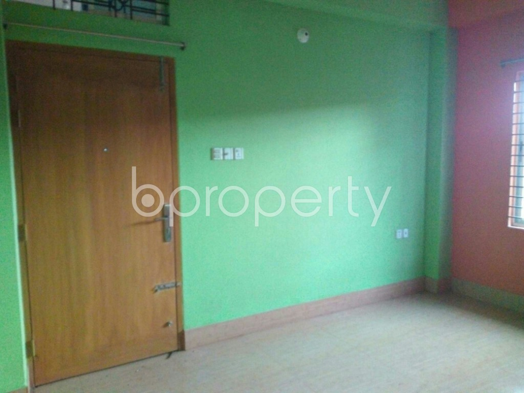 Kitchen - 4 Bed Apartment to Rent in Bayazid, Chattogram - 1929489