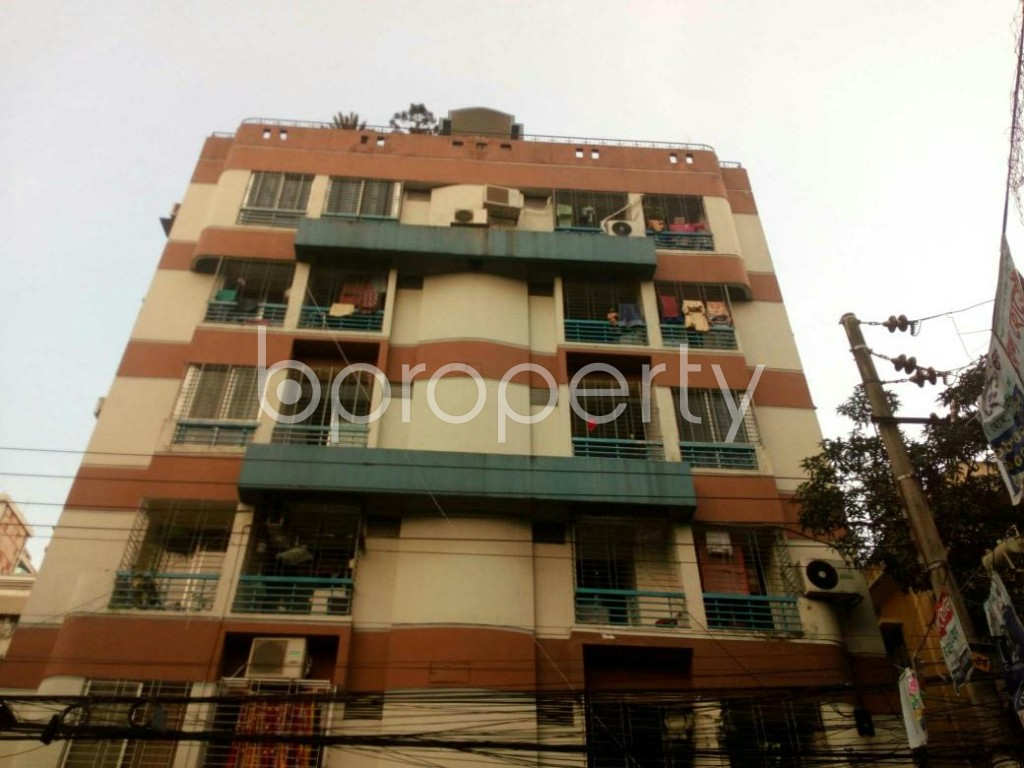 Front view - 3 Bed Apartment to Rent in Gazipur Sadar Upazila, Gazipur - 1929518