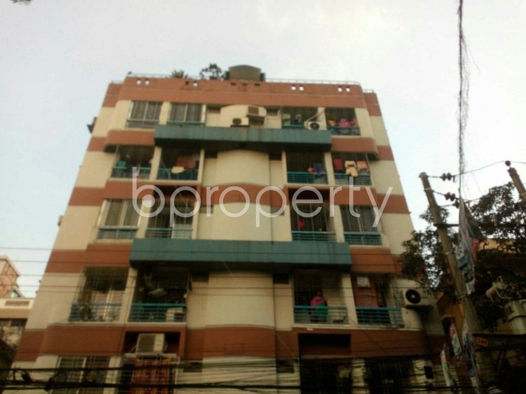 Front view - 2 Bed Apartment to Rent in Gazipur Sadar Upazila, Gazipur - 1929522
