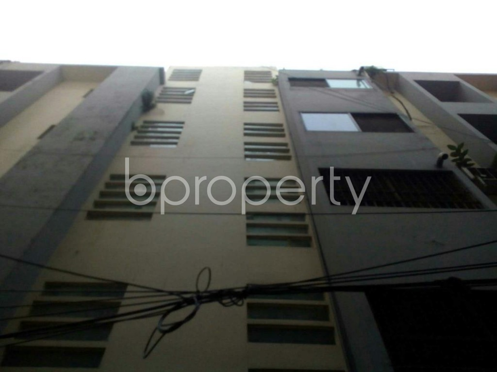 Front view - 2 Bed Apartment to Rent in Gazipur Sadar Upazila, Gazipur - 1929524