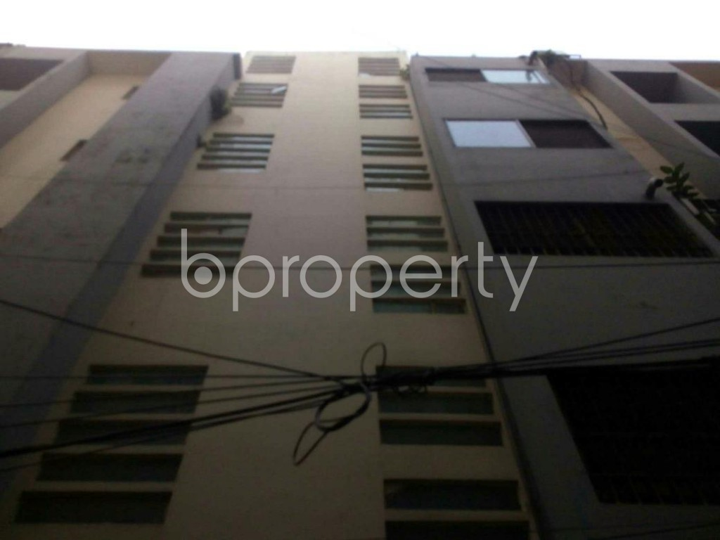 Front view - 2 Bed Apartment to Rent in Gazipur Sadar Upazila, Gazipur - 1929526