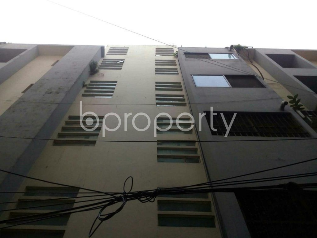 Front view - 2 Bed Apartment to Rent in Gazipur Sadar Upazila, Gazipur - 1929527