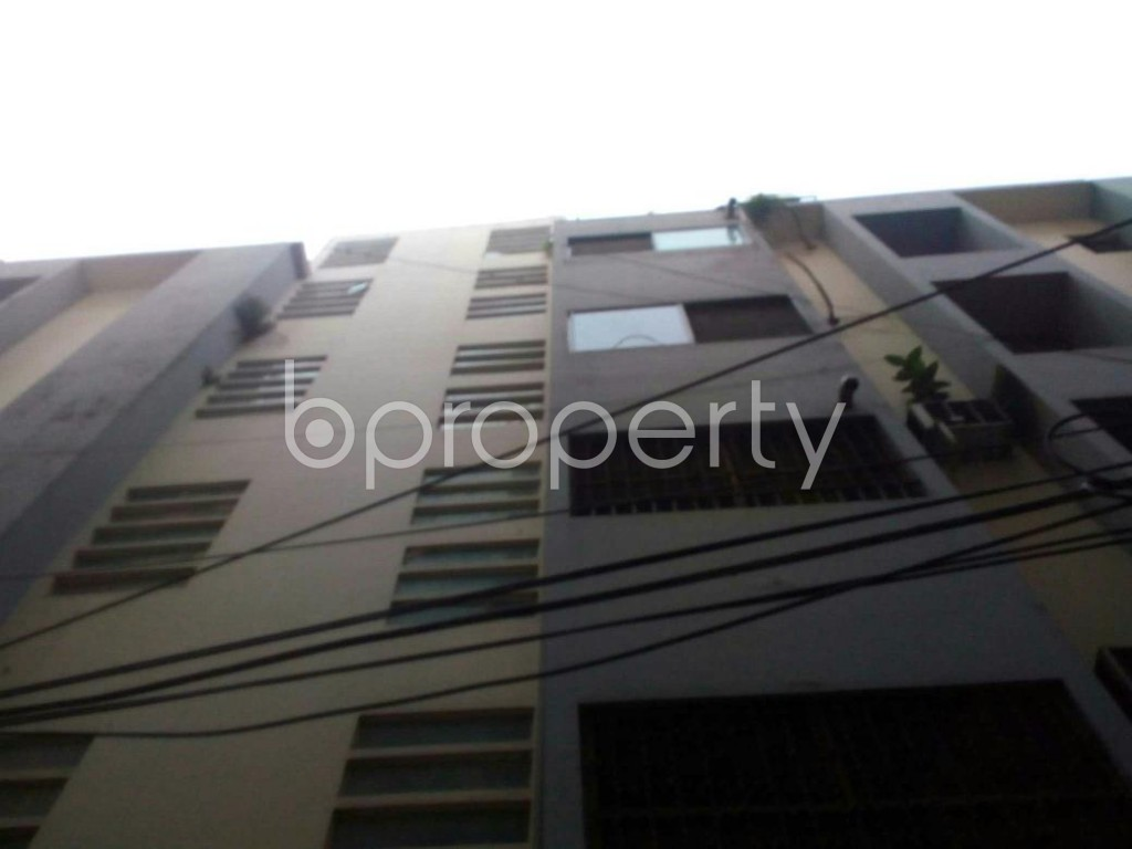 Front view - 2 Bed Apartment to Rent in Gazipur Sadar Upazila, Gazipur - 1929528