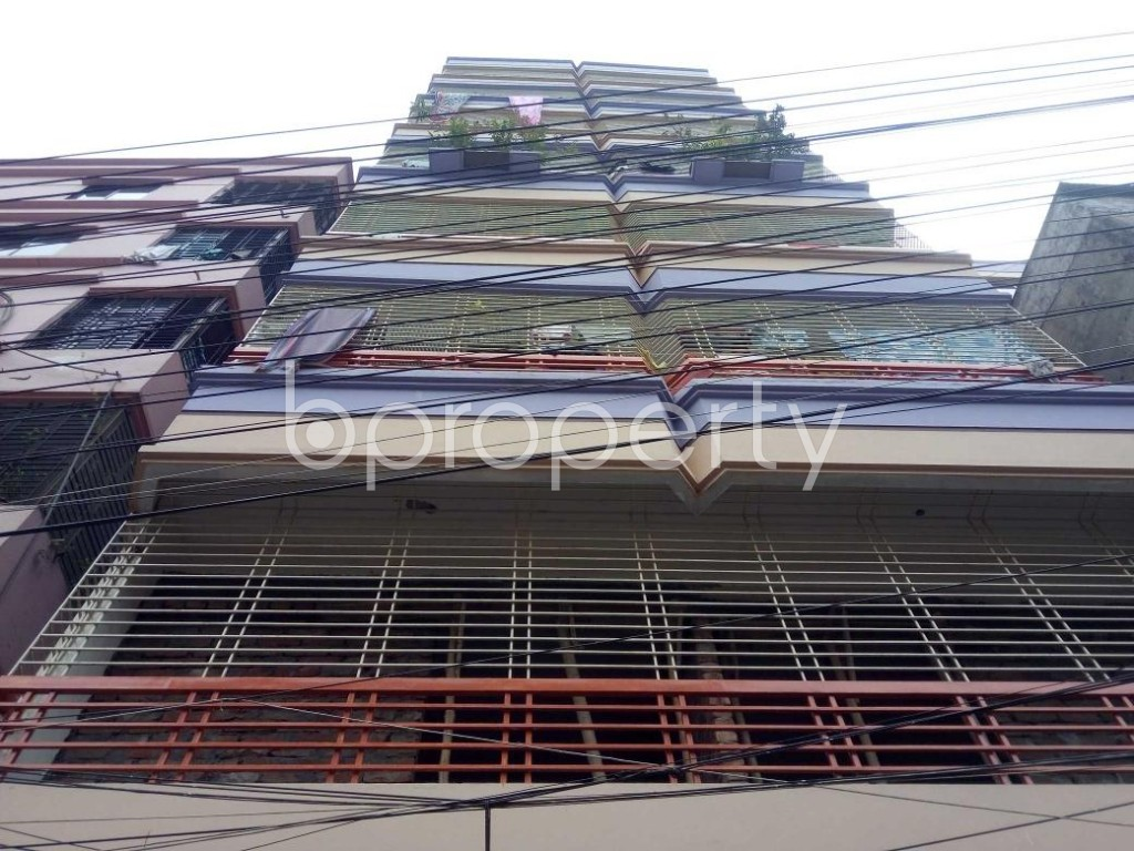 Front view - 3 Bed Apartment to Rent in Lalbagh, Dhaka - 1929566
