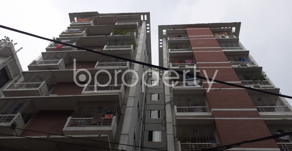 Front view - 2 Bed Apartment to Rent in Dhanmondi, Dhaka - 1929591