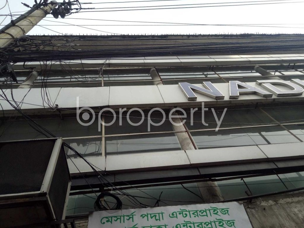 Front view - Office for Sale in Tejgaon, Dhaka - 1929595