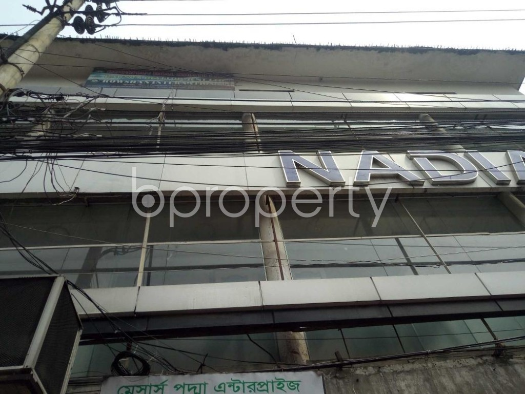 Front view - Office for Sale in Tejgaon, Dhaka - 1929610