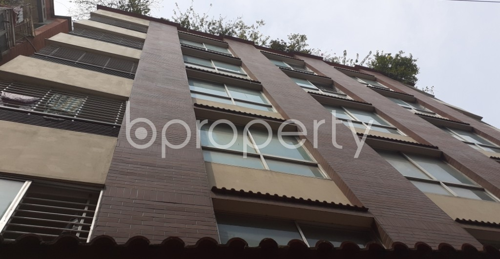 Outside view - 3 Bed Apartment to Rent in Dhanmondi, Dhaka - 1929633