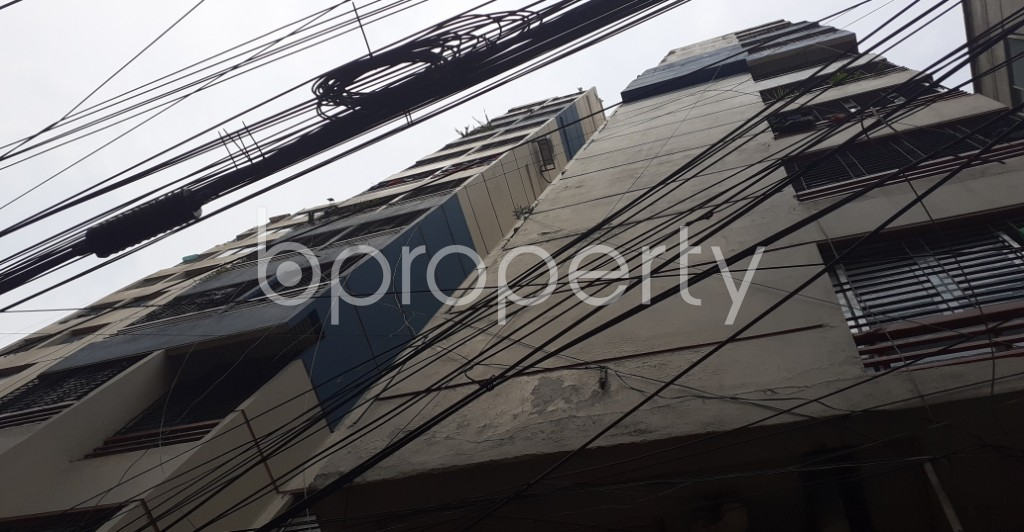 Outside view - 3 Bed Apartment to Rent in Dhanmondi, Dhaka - 1929634