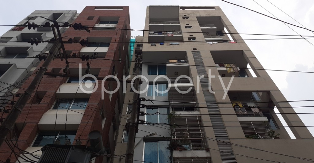 Front view - 3 Bed Apartment to Rent in Dhanmondi, Dhaka - 1929658