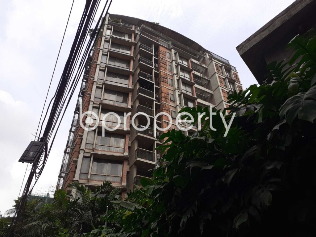 Outside view - 4 Bed Apartment for Sale in Gulshan, Dhaka - 1929656