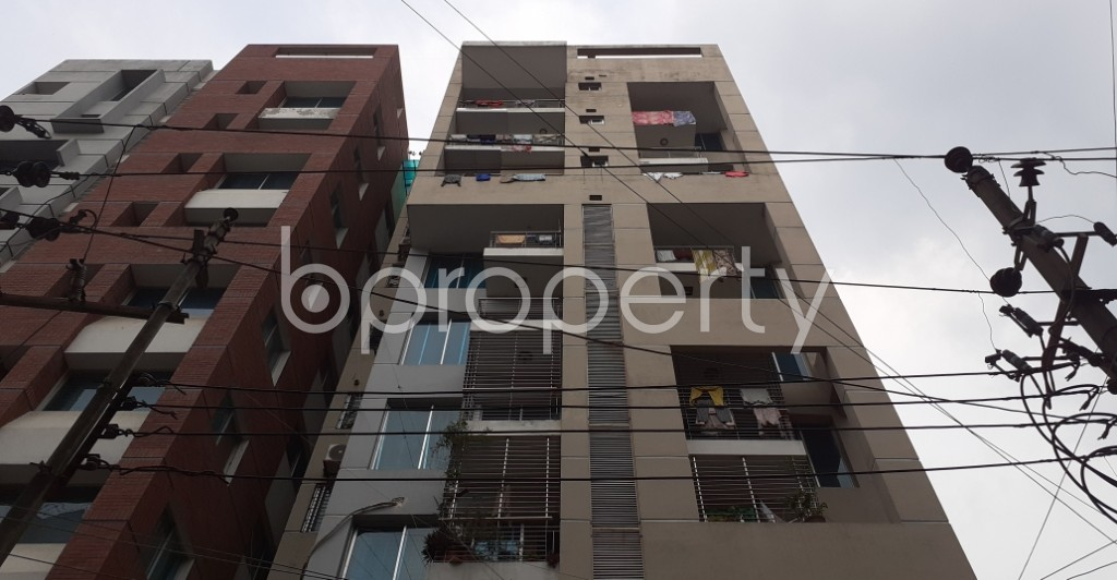 Front view - 3 Bed Apartment to Rent in Dhanmondi, Dhaka - 1929670