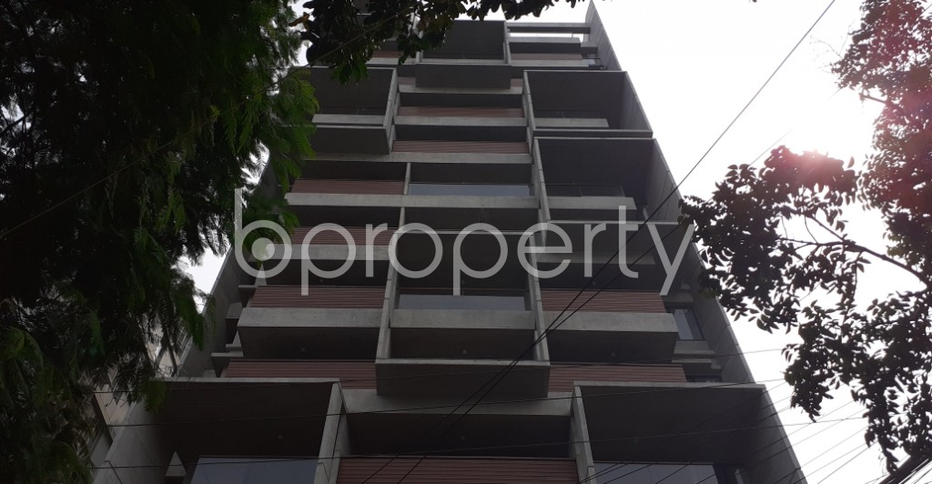 Front view - 4 Bed Apartment to Rent in Gulshan, Dhaka - 1929701