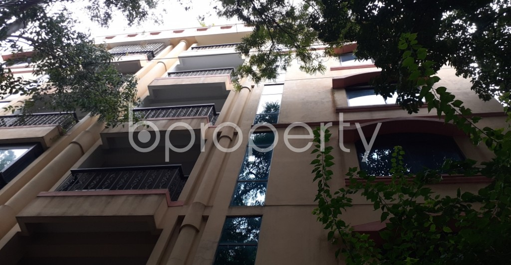 Front view - 4 Bed Apartment to Rent in Gulshan, Dhaka - 1929825