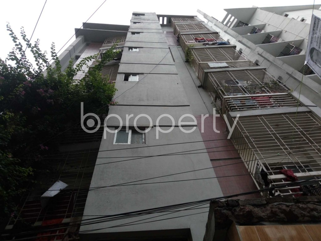 Front view - 2 Bed Apartment for Sale in Mirpur, Dhaka - 1929840