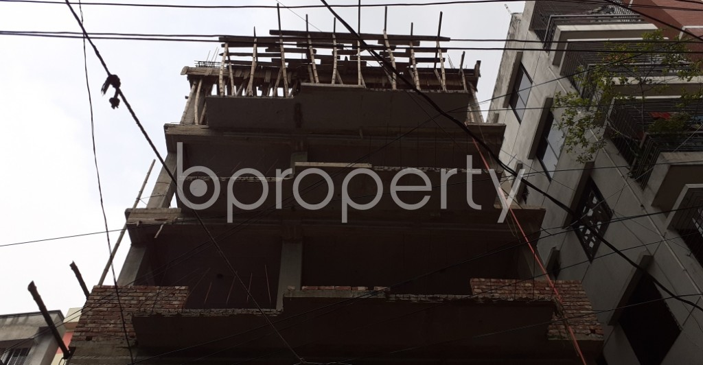 Front view - 2 Bed Apartment for Sale in Mohammadpur, Dhaka - 1929845