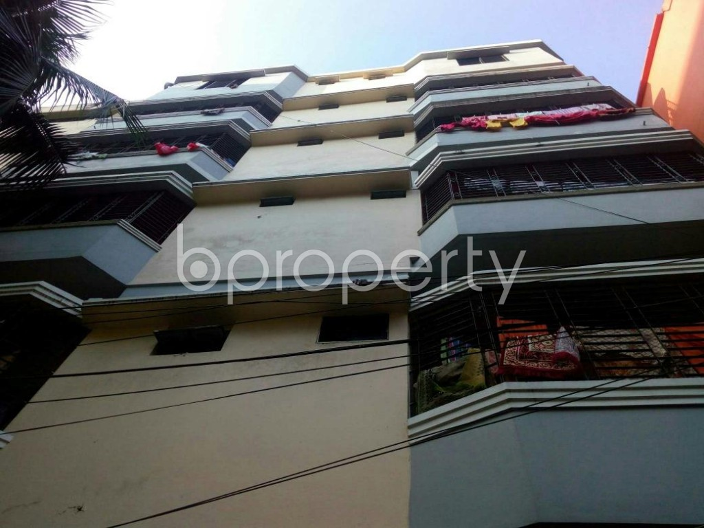 Front view - 3 Bed Apartment to Rent in East Nasirabad, Chattogram - 1929856