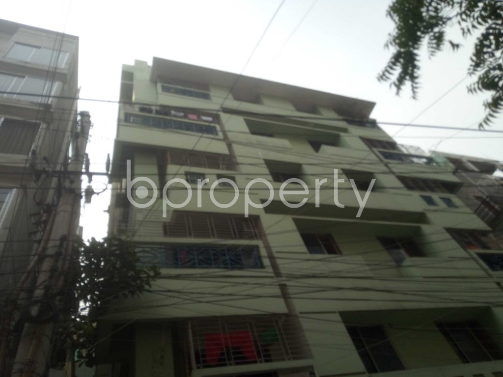 Outside view - 3 Bed Apartment for Sale in Baridhara, Dhaka - 1929910