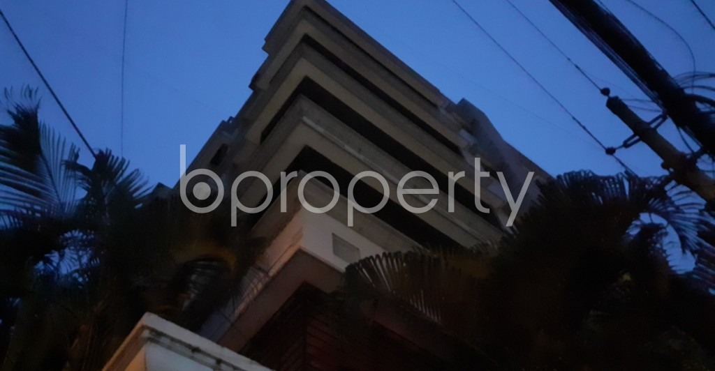 Front view - 3 Bed Apartment to Rent in Gulshan, Dhaka - 1929917