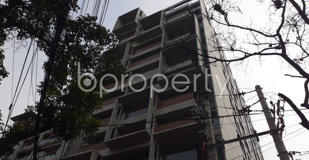 Front view - 4 Bed Apartment to Rent in Gulshan, Dhaka - 1929938