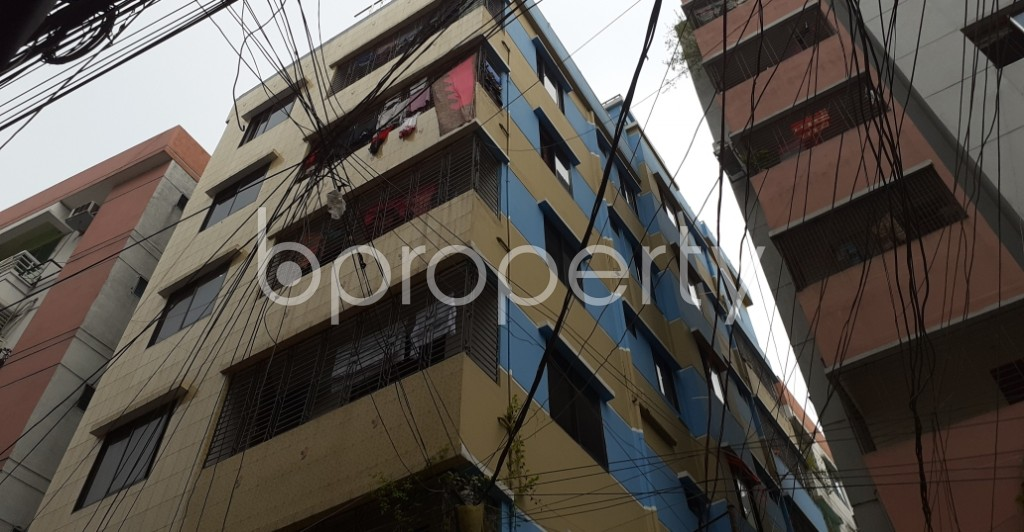 Outside view - 2 Bed Apartment to Rent in Dhanmondi, Dhaka - 1929966